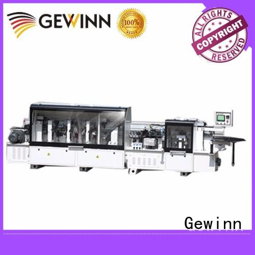 Gewinn full function edge banding equipment machine furniture office cabinet