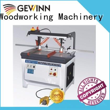 Gewinn Brand panel machinewoodworking wood boring machinery factory boring supplier