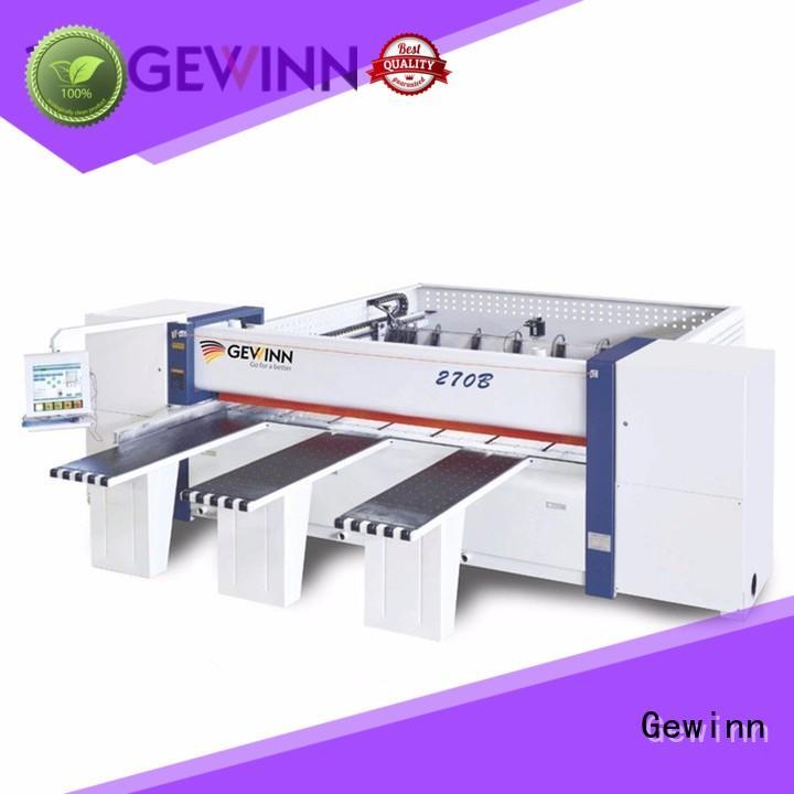 Gewinn cheap woodworking equipment machine for customization