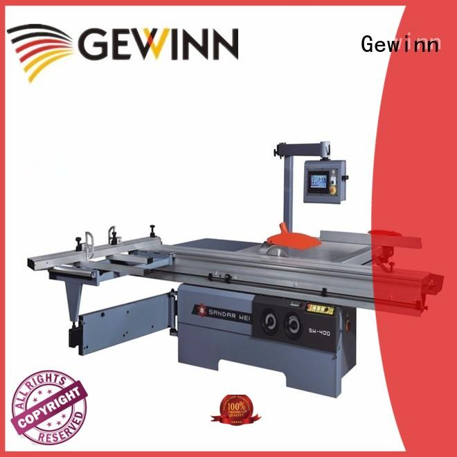 Gewinn high-quality woodworking machinery supplier top-brand for cutting