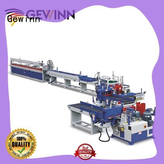 Gewinn board joint making machine carrier for carpentry