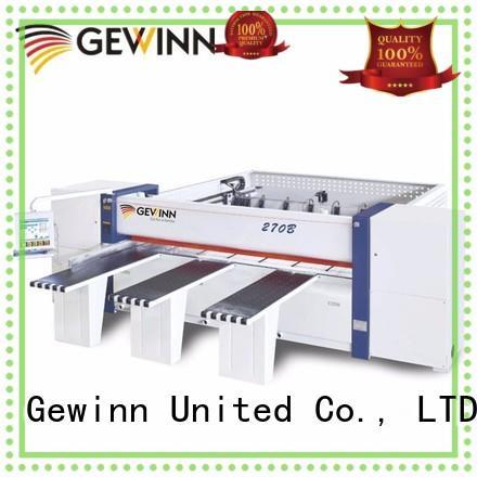 Gewinn high-quality woodworking machinery supplier machine for sale