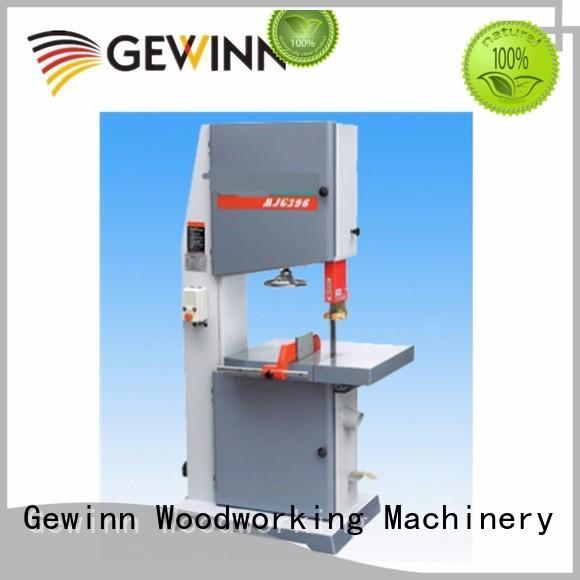 Gewinn easy-installation vertical band saw considerate design for wood working