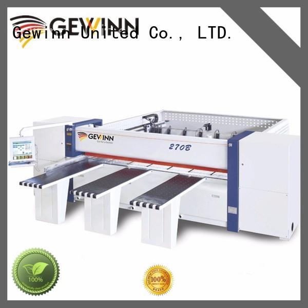 Gewinn woodworking machinery supplier easy-installation for customization