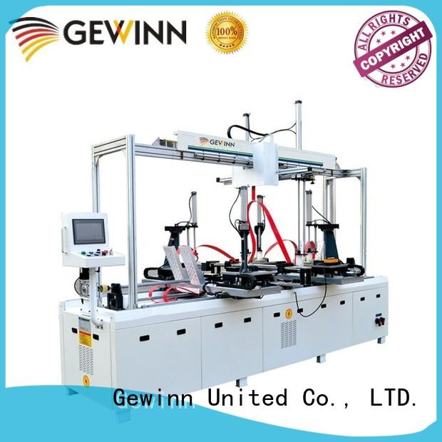 Gewinn automatic wooden box making machine saw band for cabinet