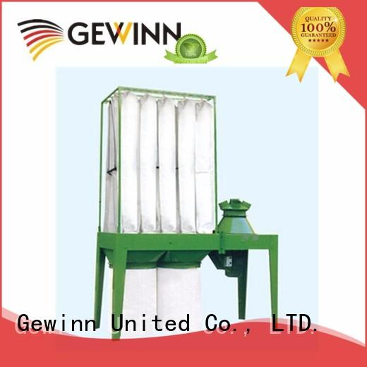 vacuum woodworking dust extractors powerful Gewinn company