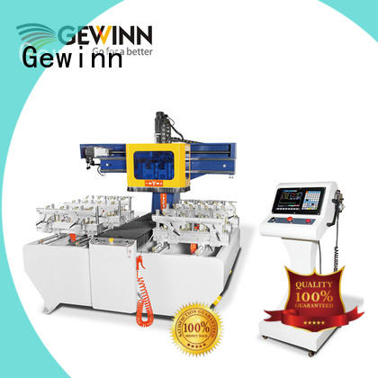 Gewinn double ended mortise and tenon machine machine for cnc tenoning