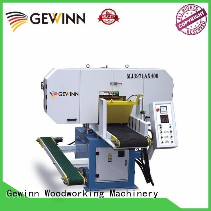 Gewinn auto-cutting woodworking machinery supplier saw for customization