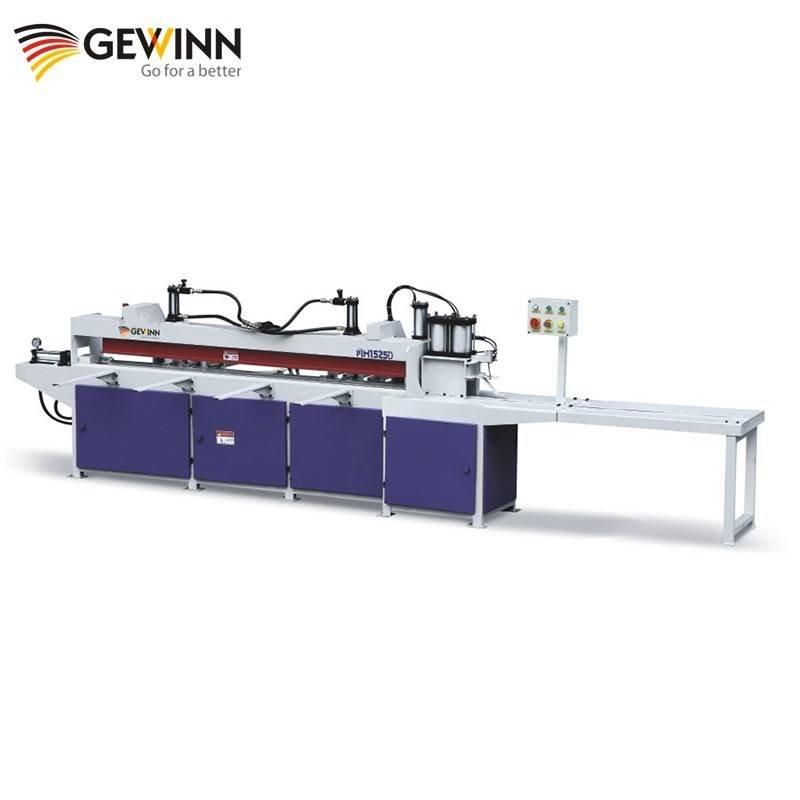 wood finger pressing machine with 2.5M wood length MHB1525