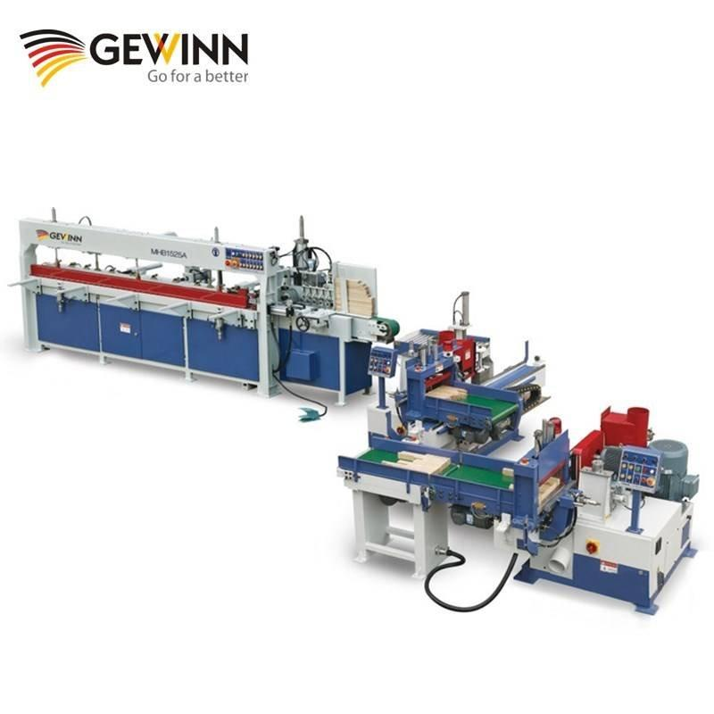 Automatic finger jointing line/Finger joint machines -FJL150A