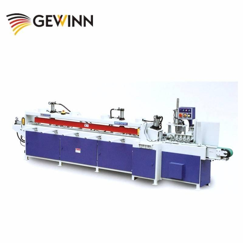 finger joint pressing machine / auto wood jointing
