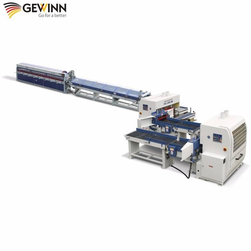Full automatic finger jointing line / finger jointer / jointing shaper