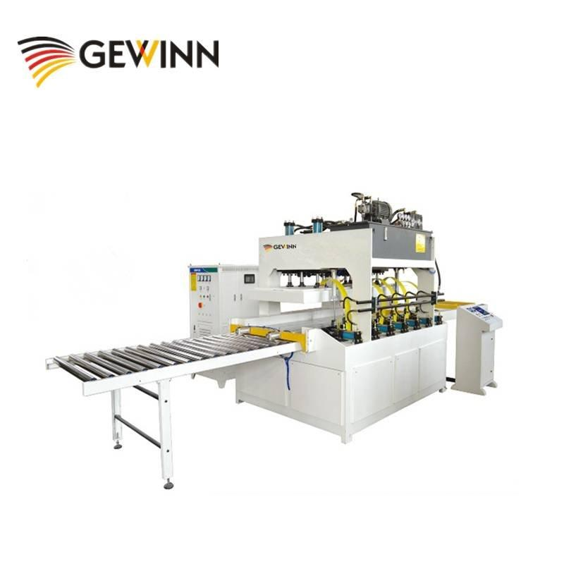 high frequency board jointing machine (Vertical Lifting)