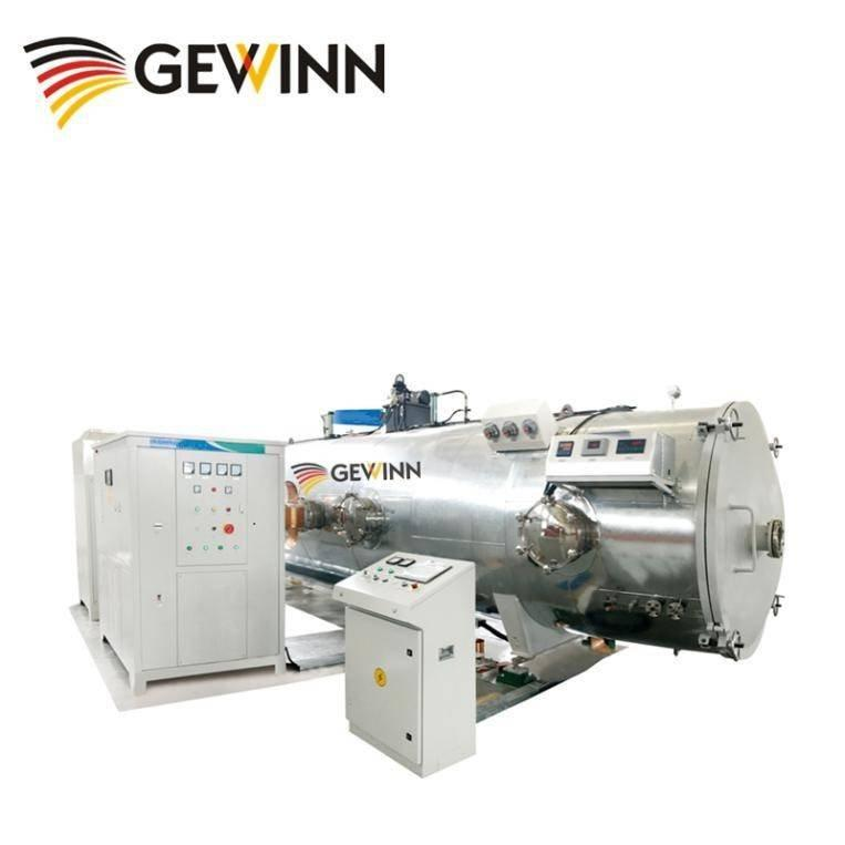 HF vacuum wood drying machine