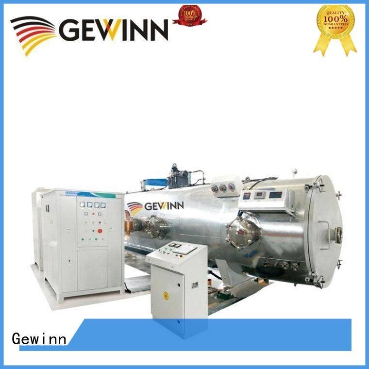 HF vacuum wood drying machine