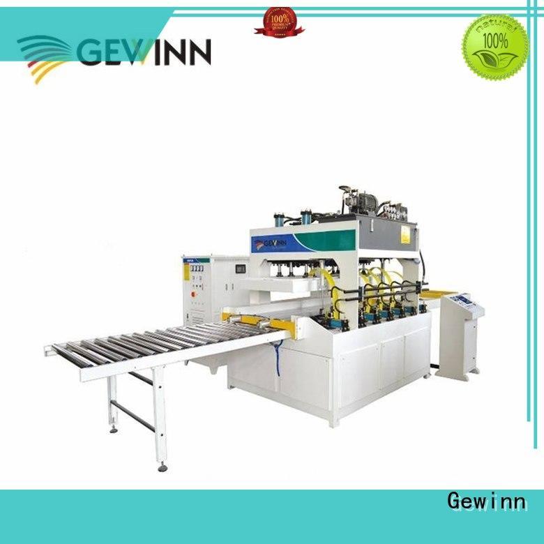 hydraulic finger joint machine full for wooden board Gewinn