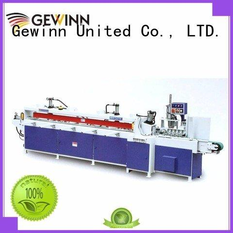 Gewinn Brand double single head 3.5kw woodworking cnc machine 3.5kw
