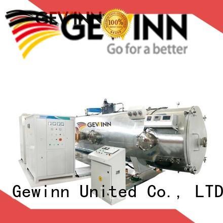 panel push vacuum Gewinn Brand high frequency machine supplier