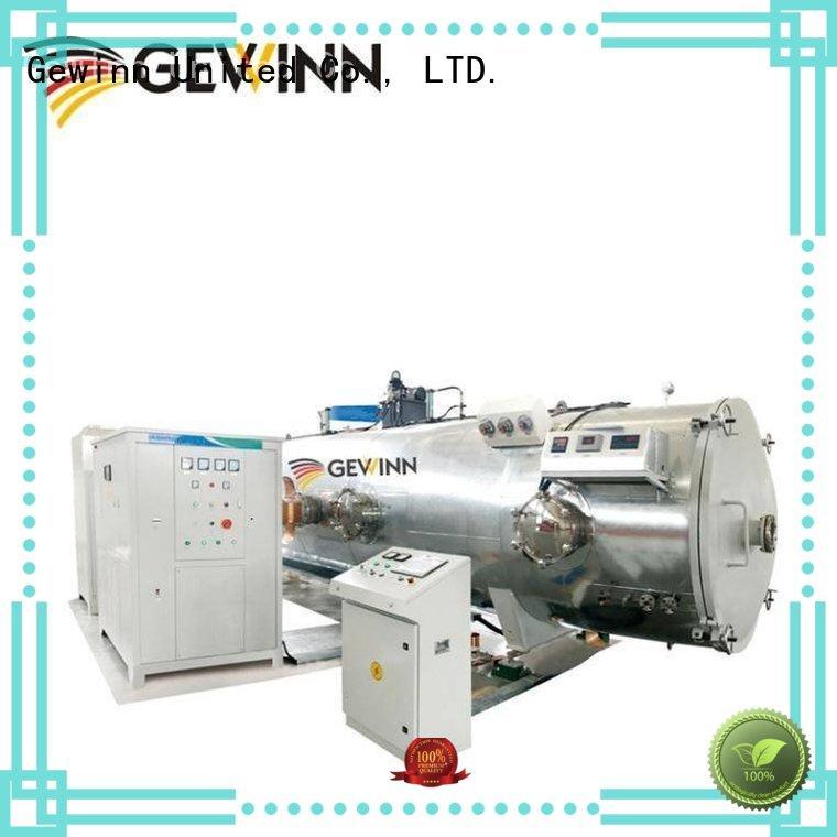Gewinn machine best high frequency machine for door