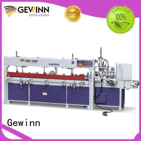 sliding cutting Gewinn Brand sawmill manufacturers factory