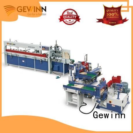 panel sliding table sawmill manufacturers Gewinn Brand