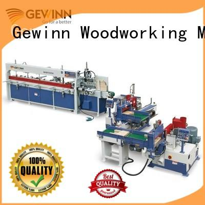 Gewinn Brand machine panel portable sawmill for sale manufacture