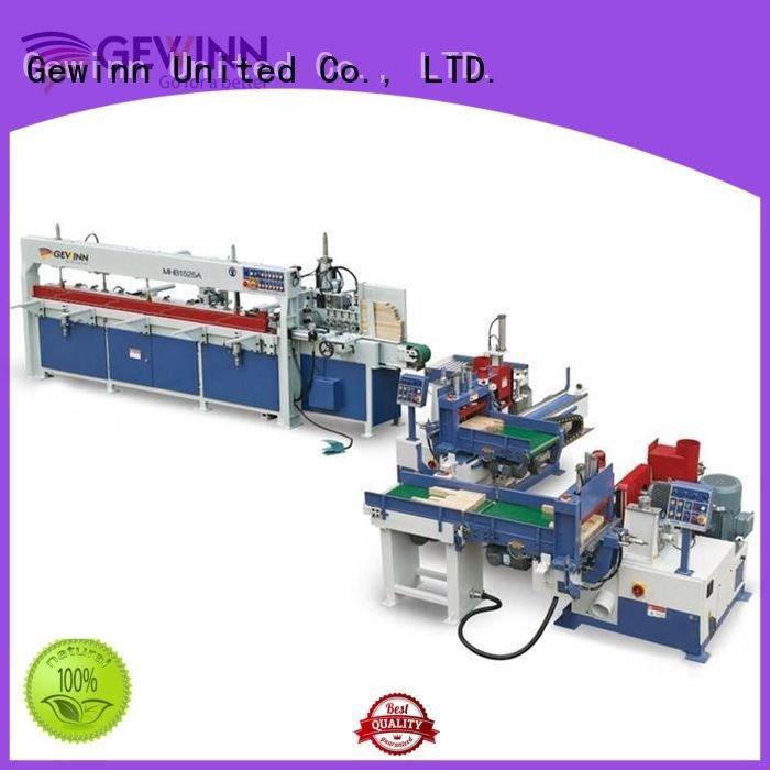Gewinn woodworking cnc machine double single head 3.5kw 3.5kw